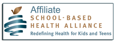 School-Based Health Alliance affiliate logo